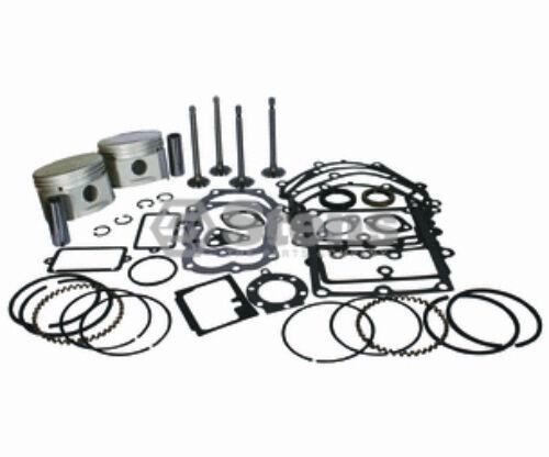 Briggs & Stratton 422707 422777 18 HP +.010 Bore Piston Engine Rebuild Kit