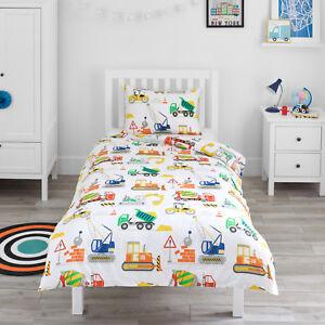 Cot Bed Duvet Cover Dinosaur