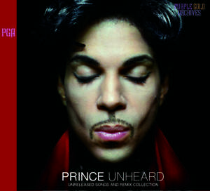 Prince-Unheard-Unreleased-Songs-And-Remix-Collection-Collector-039-s-Press-2-CD-F-S