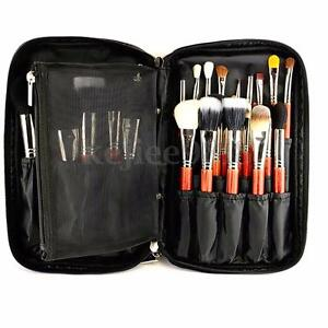 Image is loading Cosmetic-Travel-Makeup-Brush-Handbag-Case-Brush-Holder- 2a6741fc4fd88