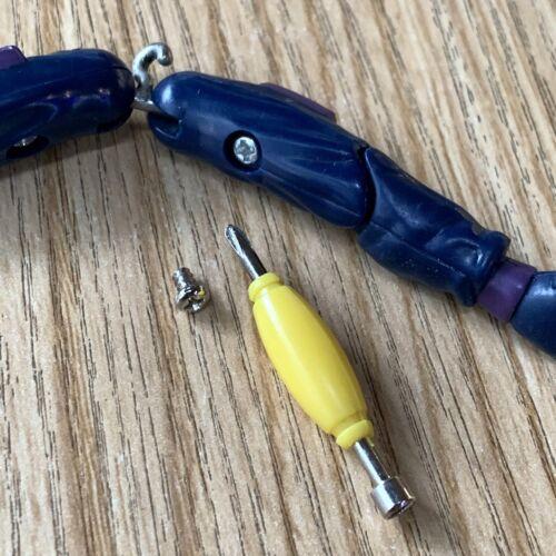 VITI 30x per GI Joe Accessorio Parte Riparazione Parte ttuk 10 T Hook /& O-RING