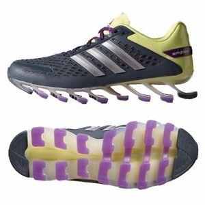 Adidas SpringBlade Razor G97688 Gray Running Women's Shoes Sz 6.5 7 8 0 NIB