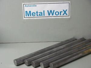 """1/"""" Diameter x 36/""""-Long 12L14 Steel Round Bar--/>1/"""" Dia 12L14 Steel Rod"""