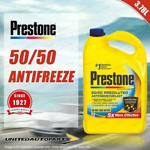 Prestone Extended Life 50/50 Antifreeze Coolant 3.78L AF2100 Premium Quality