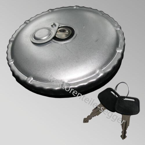 Tanque con cierre 80 mm tapa Deutz 6006 6806 7006 8006 10006 tractor