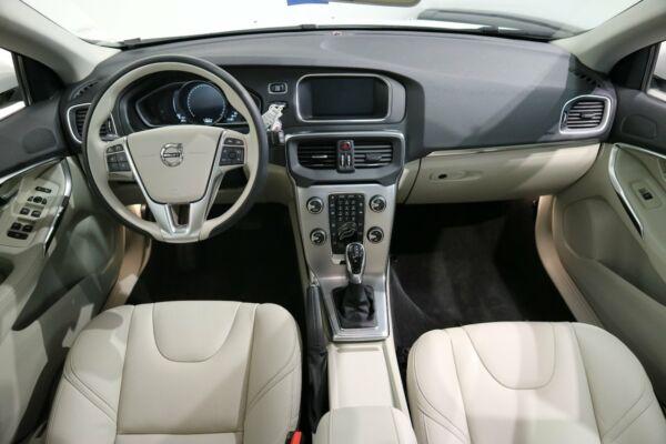 Volvo V40 2,0 D2 120 Inscription aut. - billede 5
