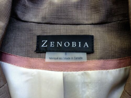 Zenobia Designer 8 taglia aderente per Giacca xTf8qn7pwf