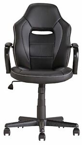 Mid-Back-Office-Gaming-Chair-Black