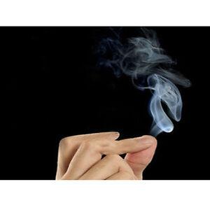 6 X Magic Smoke from Finger Tips Magic Trick Surprise Prank Joke Mystical Fun!S!