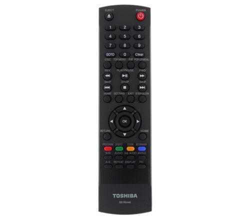 Toshiba BDX6400KE Genuine Original Remote Control