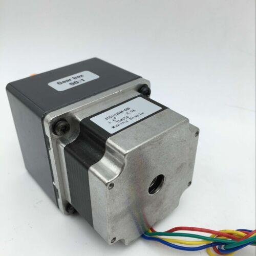 Nema23 Gearbox Ratio 5:1 10:1 20:1 50:1 L41MM Stepper Motor 4 Wire Reducer CNC
