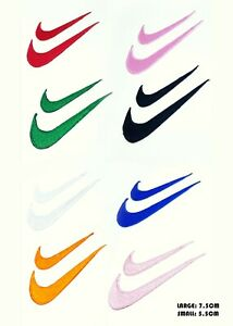 Nike-Sports-Just-do-it-clothes-t-shirts-Embroidered-Iron-Sew-on-Patch-logo-set