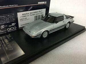 1-43-HI-STORY-HS073SP2-MAZDA-SAVANNA-RX7-TURBO-GT-IMSA-SPECIAL-model-car-1985