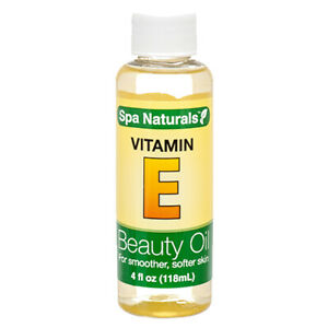Spa-Naturals-Vitamin-E-Beauty-Oil-Smoother-Softer-Skin-4-ounces-Ship-from-USA