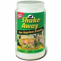 Shake Away 5006158 Deer Repellent Granules, 5-pound , New, Free Shipping