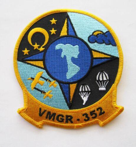 VMGR-352 Raiders Patch Plastic Backing