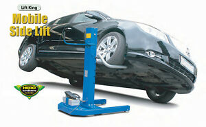 Mobile Side Lift Auto Body Lift Air Hydraulic Car Lift Car