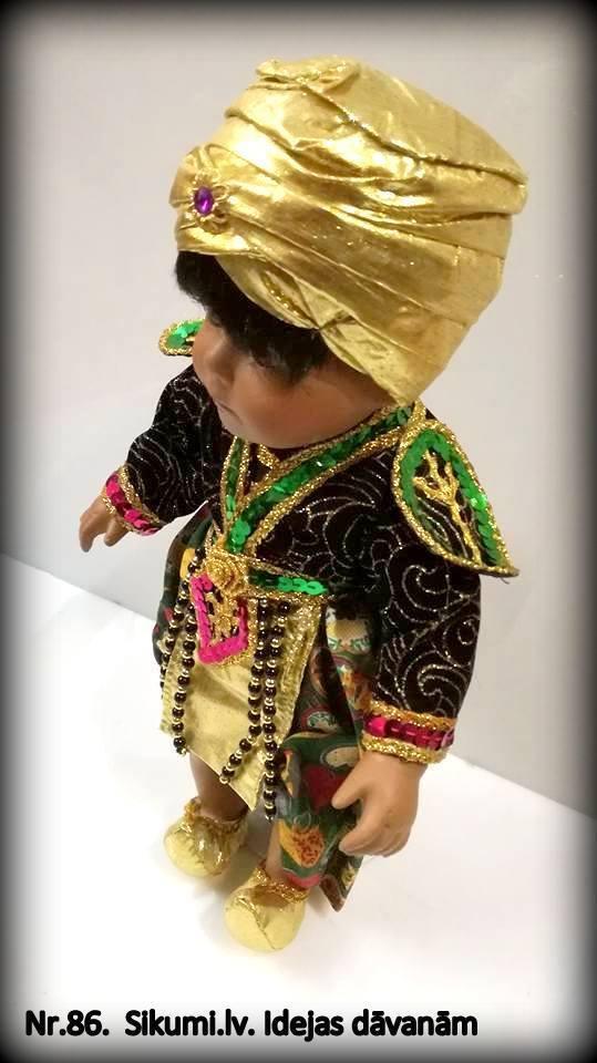 Vintage collection collection collection porcelain indian baby boy doll 16  d50caf
