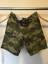 Rugby Ralph Lauren Men's Camouflage Shorts