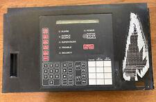 Siemens Cerberus Pyrotronics Mkb 4 Fire Alarm Display Control Panel Ann 1
