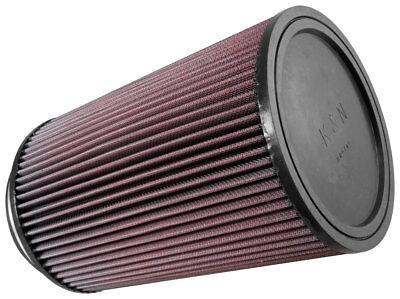 """K/&N RU-3190 Universal Rubber Filter 2-3//4/""""20 Deg Flg 4/""""Od 6/""""H"""