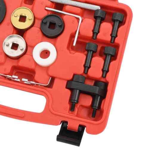 vidaXL Kit d/'Outils de Calage du Moteur pour VAG Voiture Véhicules Garage