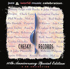 Tenth Anniversary Special Edition by Various Artists (CD, Jun-1997, 2 Discs, Chesky Records)