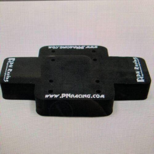 PN Racing Mini-Z 700650K PN Racing Mini Car Foam Stand Black