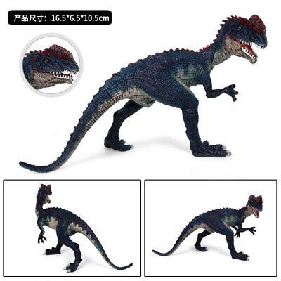Dinosaurio Jurásico Dilophosaurus Raptors Niños Regalo Juguete Figura seguro