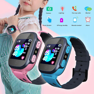 Kids-Anti-lost-Baby-Safe-GPS-Tracker-SOS-Call-GSM-Smart-Watch-For-Android-IOS