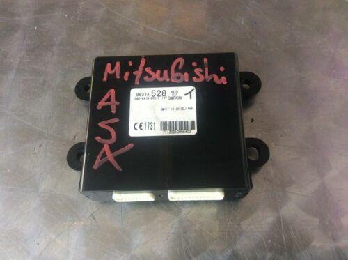 2012 MITSUBISHI ASX 1.8 DID DIESEL KEYLESS ENTRY MODULE ECU 8637A528