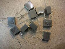 ARCOTRONICS Metallized Polypropylene Film Capacitor 0.47uF 275V 20% *NEW* 10/PKG