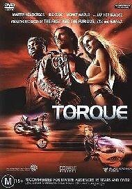 1 of 1 - Torque (DVD, 2004)