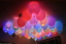 Set of 25 LED Balloons for Party Festival Birthday Celebrations Gift BW51