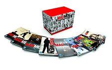 MAD MEN 1-7 THE COMPLETE SEASON 1 2 3 4 5 6 7 FINAL DVD BOX ENGLISCH