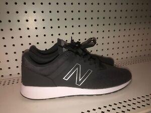 New-Balance-24-Mens-Athletic-Running-Training-Shoes-Size-10-5-Gray-White