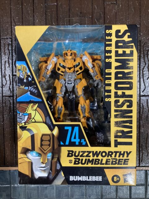 Transformers Studio Series Buzzworthy Bumblebee 74 BB Action Figure Toy NIB