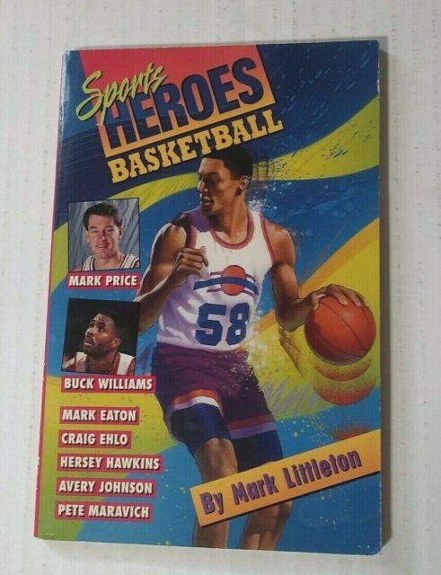 Basketball  Sports Heroes Basketball by Mark Littleton