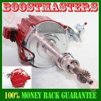 For Ford Windsor 289 302 V8 Engine Distributor Red