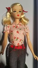 CHERRY PIE PICNIC BARBIE doll Willows WI Collection NEW & NRFB