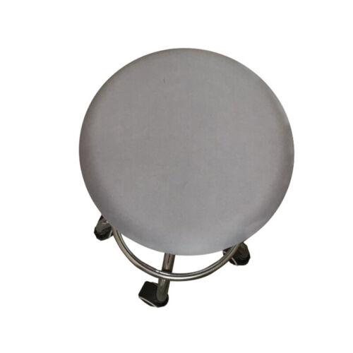 Bar Stool Cover Elastic Waterproof Chair Cushion Sleeves Beauty Salon Pub Cover