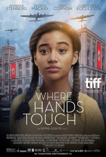 Y-1195 Where Hands Touch Movie 27x40 24x36 Hot Poster Amma Asante