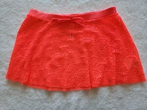 Girls-Limited-Too-Swim-Skirt-Cover-Up-Size-10-12