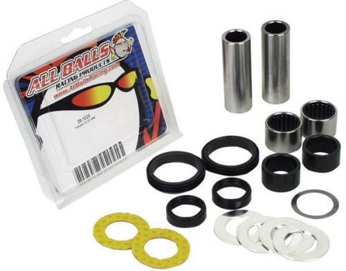 All Balls 28-1088 Swing Arm Bearing Seal Kit for KTM EXC 250 95-03,EXC 300 96-03