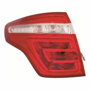 Citroen-C4-Picasso-2006-6-2011-Outer-Wing-Rear-Tail-Light-Lamp-Passenger-Side