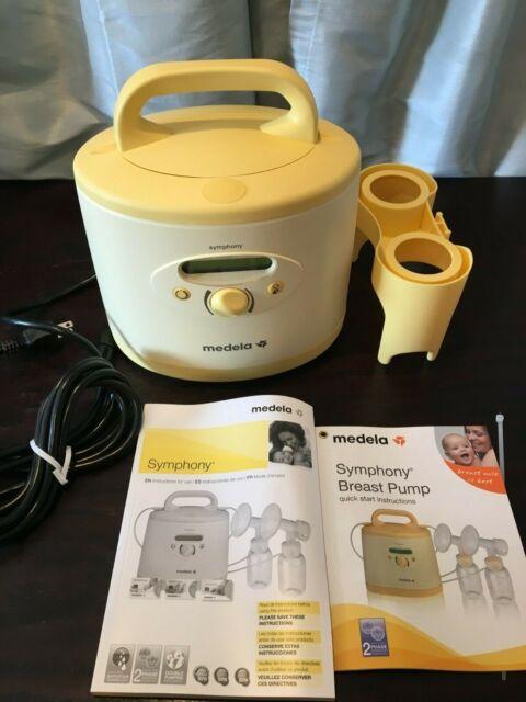 Medela 0240108 Symphony Hospital Grade Breast Pump For Sale Online