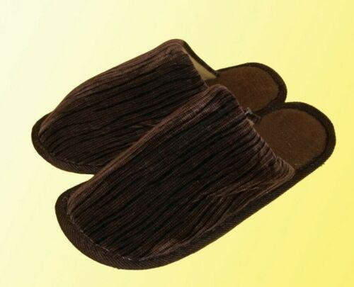 44-46 Modèle au Choix Neuf Homme Chaussures de la Maison Pantoufle Chaussons Gr