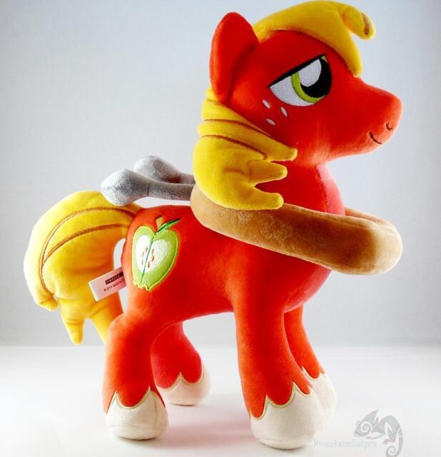 "Big Macintosh plush doll 12""/30 cm My Little Pony mascot 12 inches  UK Stock"