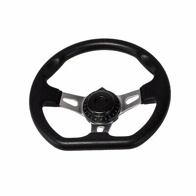 "Steering Wheel Mini GO KART BUGGY KANDI HAMMERHEAD ROKETA TAOTAO JCL SUNL 10.6/"""