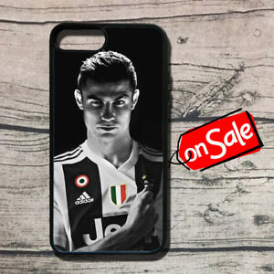 watch 8b635 61fcc Details about Juventus Cristiano Ronaldo Design case For iPhone 6 6s 7 7 8  8 +